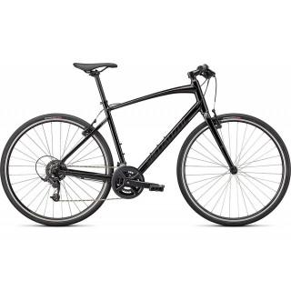 SPECIALIZED SIRRUS 1.0 fitness dviratis / Gloss Black