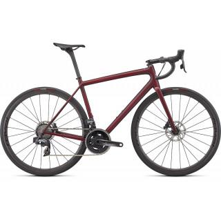 SPECIALIZED AETHOS PRO plento dviratis / Maroon