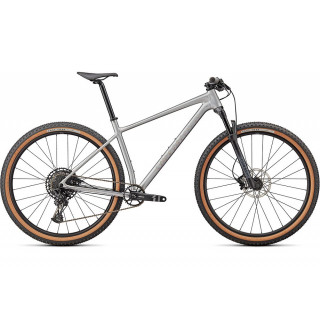 SPECIALIZED CHISEL COMP kalnų dviratis / Satin Light Silver
