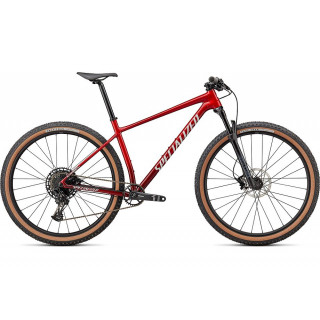 SPECIALIZED CHISEL COMP kalnų dviratis / Gloss Red Tint