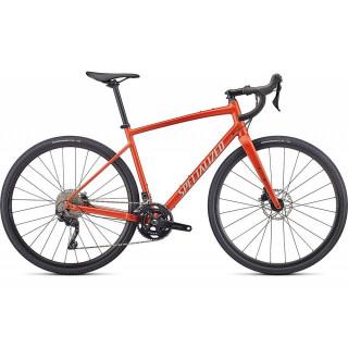 SPECIALIZED DIVERGE ELITE E5 Gravel dviratis / Satin Redwood
