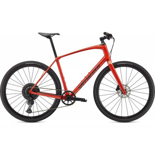 SPECIALIZED SIRRUS X 5.0 fitness dviratis / Gloss Redwood