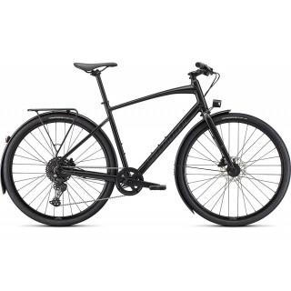 SPECIALIZED SIRRUS X 3.0 EQ fitness dviratis / Gloss Nearly Black