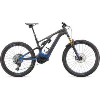 S-WORKS TURBO LEVO elektrinis kalnų dviratis / Blue Ghost Gravity Fade - Black