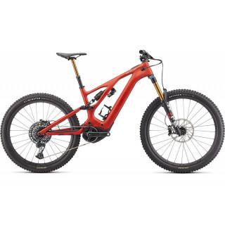 S-WORKS TURBO LEVO PRO elektrinis kalnų dviratis / Satin Redwood