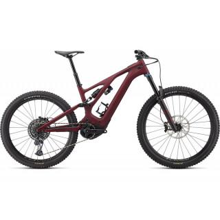 S-WORKS TURBO LEVO EXPERT elektrinis kalnų dviratis / Maroon