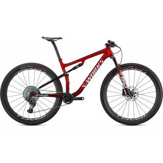 S-WORKS EPIC kalnų dviratis / Red Tint
