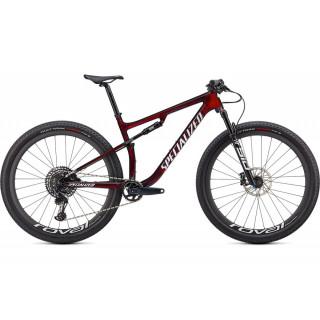 SPECIALIZED EPIC EXPERT kalnų dviratis / Red Tint