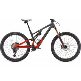 S-WORKS STUMPJUMPER 29 kalnų dviratis / Satin Redwood - Black