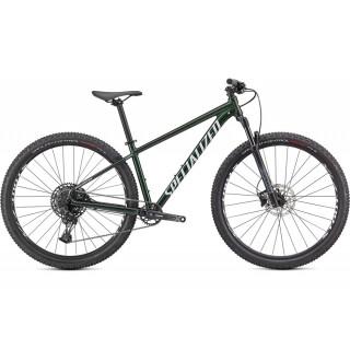 SPECIALIZED ROCKHOPPER EXPERT 29 kalnų dviratis / Green Metallic