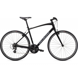 SPECIALIZED SIRRUS 1.0 fitness dviratis / Black