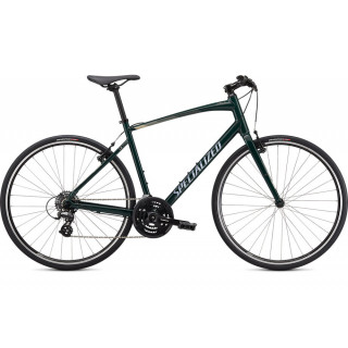 SPECIALIZED SIRRUS 1.0 fitness dviratis / Green