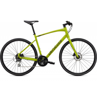 SPECIALIZED SIRRUS 2.0 fitness dviratis / Hyper Green