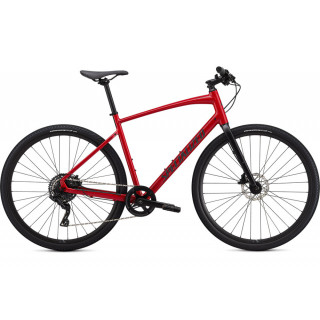 SPECIALIZED SIRRUS X 2.0 fitness dviratis / Red