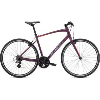 SPECIALIZED SIRRUS 1.0 fitness dviratis / Lilac