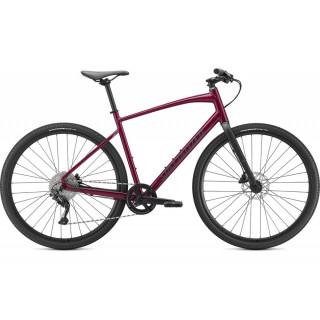 SPECIALIZED SIRRUS X 3.0 fitness dviratis / Gloss Raspberry