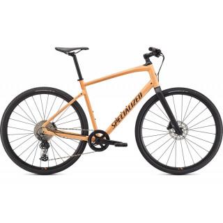 SPECIALIZED SIRRUS X 4.0 fitness dviratis / Gloss Papaya