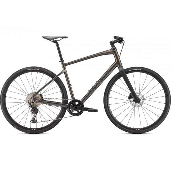 SPECIALIZED SIRRUS X 4.0 fitness dviratis / Gloss Smoke