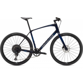 SPECIALIZED SIRRUS X 5.0 fitness dviratis / Cast Blue