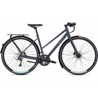 SPECIALIZED SIRRUS SPORT EQ STEP-THROUGH - BLACK TOP LTD fitness dviratis