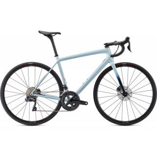 SPECIALIZED AETHOS EXPERT - ULTEGRA DI2 plento dviratis / Gloss Ice Blue