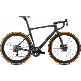 S-WORKS TARMAC SL7 - DURA ACE DI2 plento dviratis / Carbon - Green
