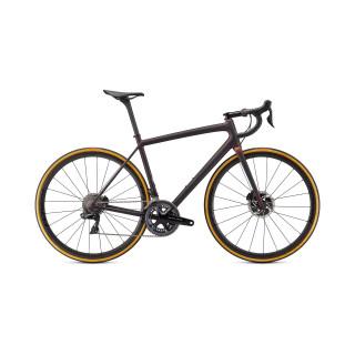 S-WORKS AETHOS - DURA ACE DI2 plento dviratis / Carbon - Red Gold Chameleon