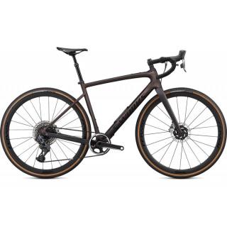 S-WORKS DIVERGE plento dviratis / Satin Carbon