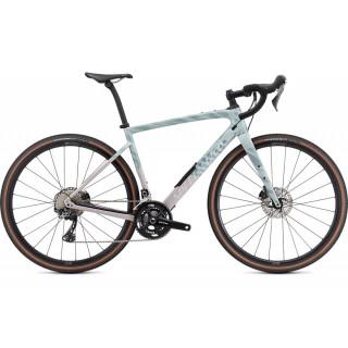 SPECIALIZED DIVERGE COMP CARBON plento dviratis / Ice Blue