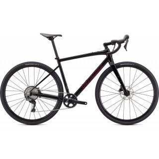 SPECIALIZED DIVERGE COMP E5 Gravel dviratis / Black