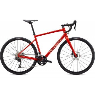 SPECIALIZED DIVERGE ELITE E5 Gravel dviratis / Redwood