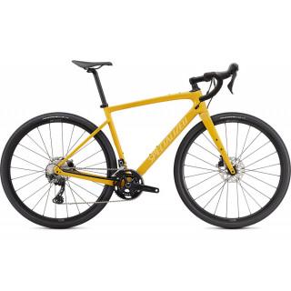 SPECIALIZED DIVERGE SPORT CARBON Gravel dviratis / Yellow