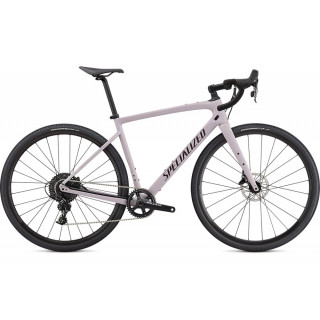 SPECIALIZED DIVERGE BASE CARBON Gravel dviratis / Gloss Clay