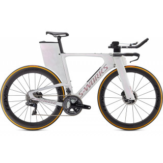 S-WORKS SHIV DISC triatlono dviratis / Abalone