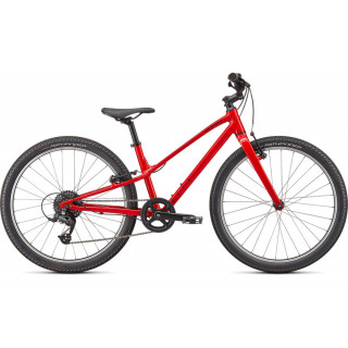 SPECIALIZED JETT 24 vaikiškas dviratis / Gloss Flo Red - Black