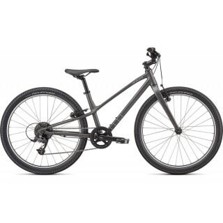 SPECIALIZED JETT 24 vaikiškas dviratis / Satin Smoke - Flake Silver