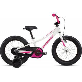SPECIALIZED RIPROCK 16 vaikiškas dviratis / White