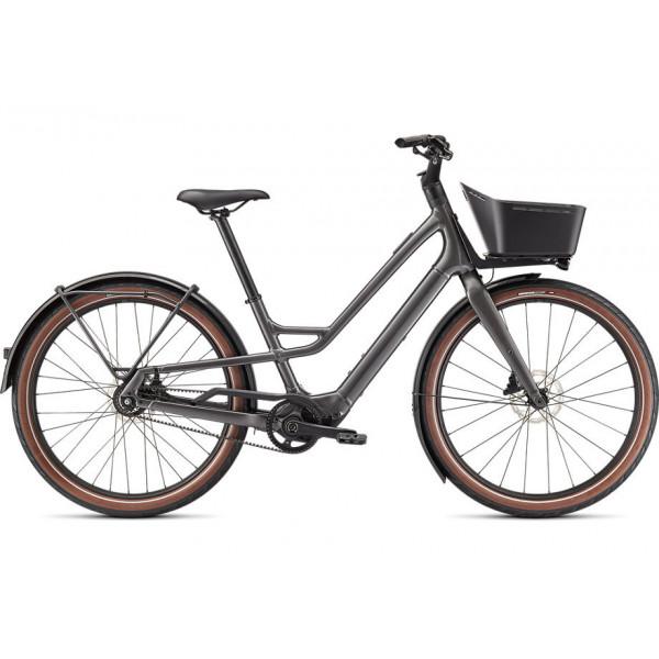 SPECIALIZED TURBO COMO SL 5.0  elektrinis dviratis / Smoke - Transparent