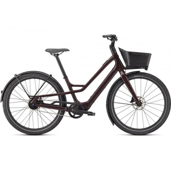 SPECIALIZED TURBO COMO SL 4.0 elektrinis dviratis / Cast Umber - Transparent