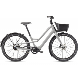 SPECIALIZED TURBO COMO SL 4.0 elektrinis dviratis / Dove Grey - Transparent