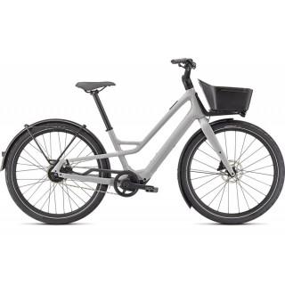 SPECIALIZED TURBO COMO SL 4.0 elektrinis dviratis / Dove Grey - Transparent