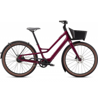 SPECIALIZED TURBO COMO SL 4.0 elektrinis dviratis / Raspberry - Transparent