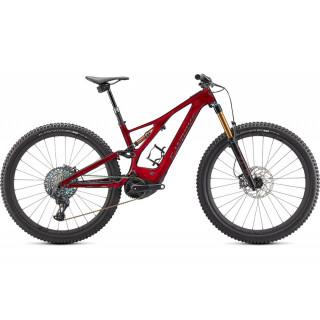 S-WORKS TURBO LEVO elektrinis kalnų dviratis / Red