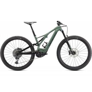SPECIALIZED TURBO LEVO EXPERT CARBON elektrinis kalnų dviratis / Sage Green