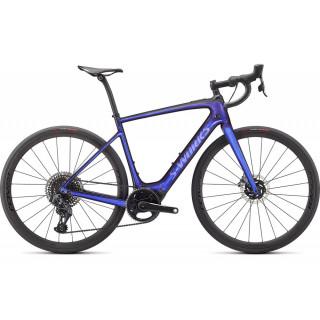 S-WORKS TURBO CREO SL elektrinis dviratis / Blue Pearl
