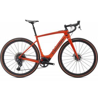 S-WORKS TURBO CREO SL EVO elektrinis dviratis / Gloss Redwood