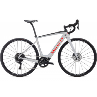 SPECIALIZED TURBO CREO SL COMP CARBON elektrinis dviratis / Gloss Dove Grey