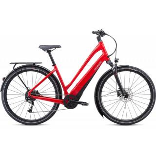 SPECIALIZED TURBO COMO 3.0 700C – LOW-ENTRY elektrinis dviratis / Red