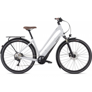 SPECIALIZED TURBO COMO 4.0 700C – LOW-ENTRY elektrinis dviratis / Dove Grey