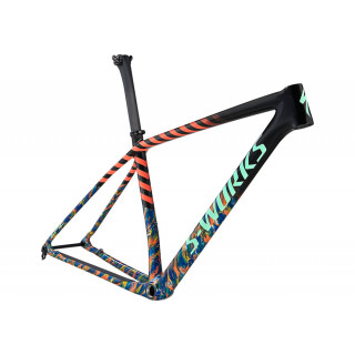 S-WORKS EPIC HARDTAIL rėmas